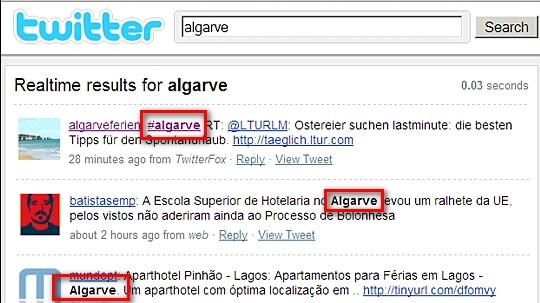 Algarve normal