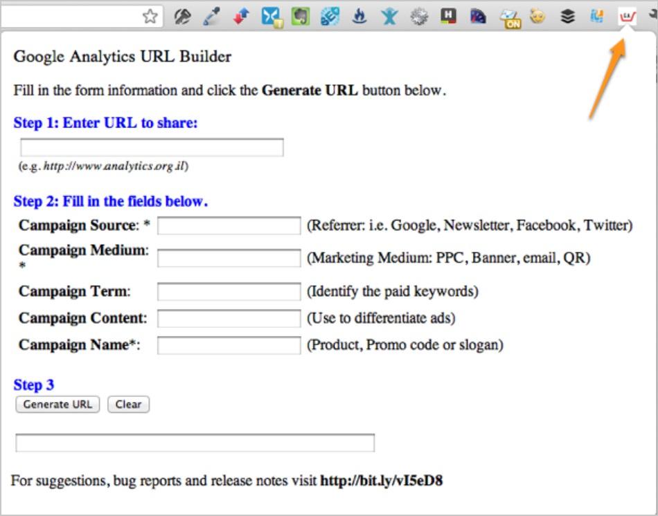 Chrome Plugin Page Builder
