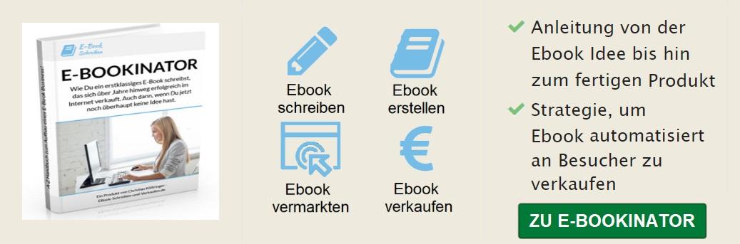 E-Bookinator Banner