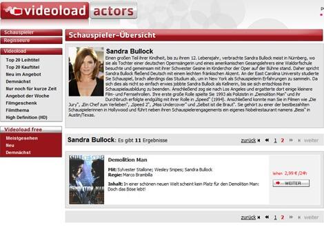 Schauspielerarchive