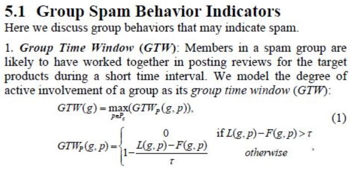 Spam Indikator